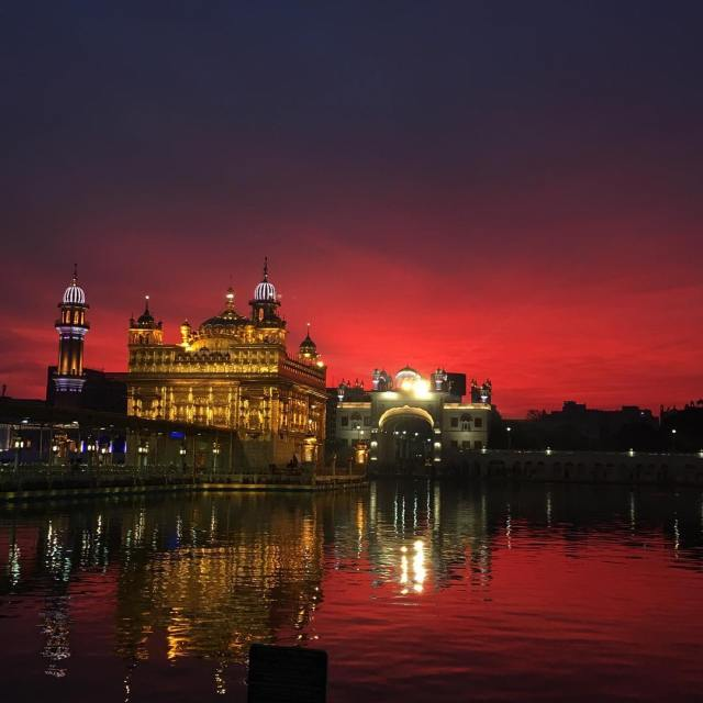 Golden Temple- One of the most beautiful temples in India