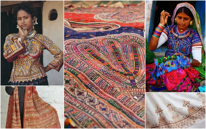 Fashion Inspirations from Kutch