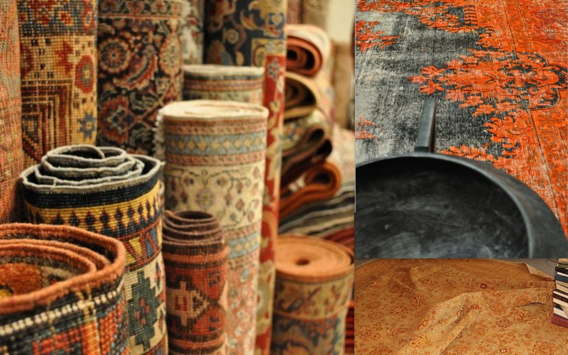 Bhadohi carpets: hand crafted luxury