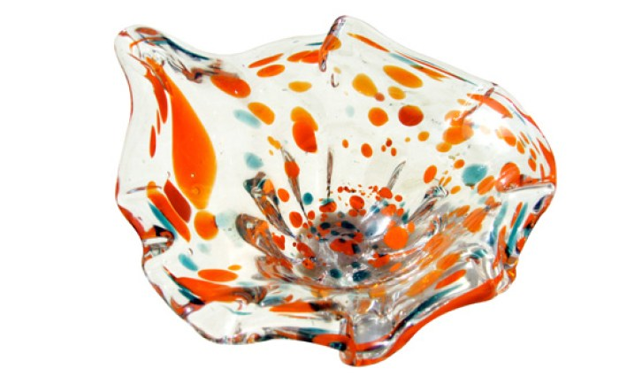 Blown away with blown glass