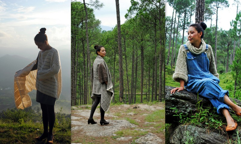 For the love of nature and local resources - well crafted hand knits by Peoli