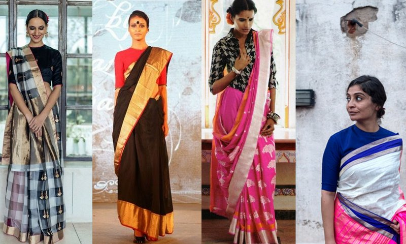 Raw Mango: Simplifying and reimagining the saree