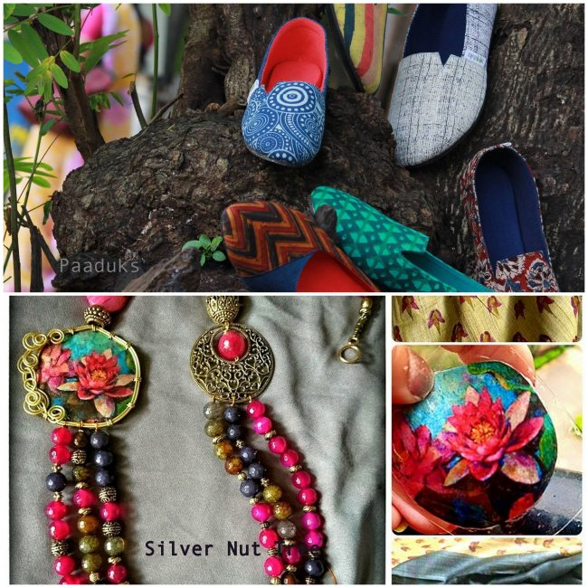 Upcycled Magic – Shoes & Jewellery