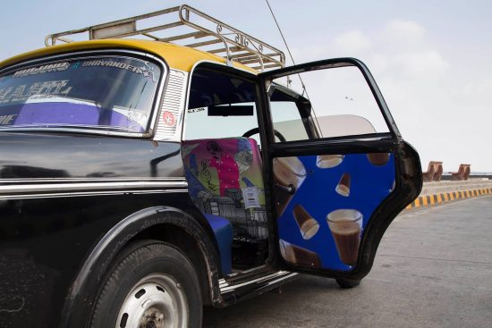 Taxi Fabric – Giving artists visibility & public transport a facelift
