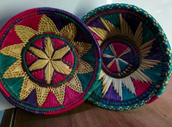 Basket Weaving – The 'Moonj' way