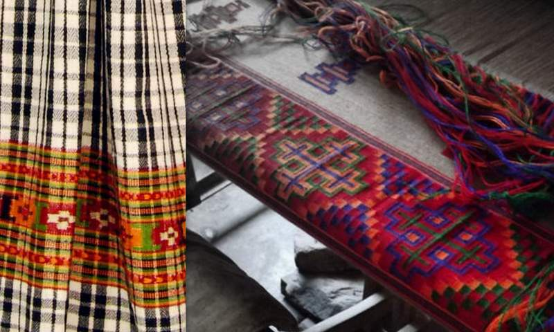 The Kullu Shawl and weaving traditions along 'The Wool Road'