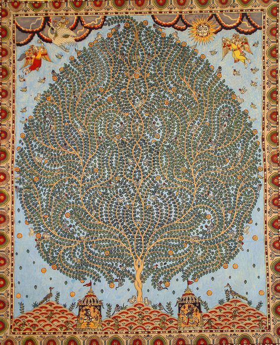The 'Tree of Life' Motif in Indian Folk Art