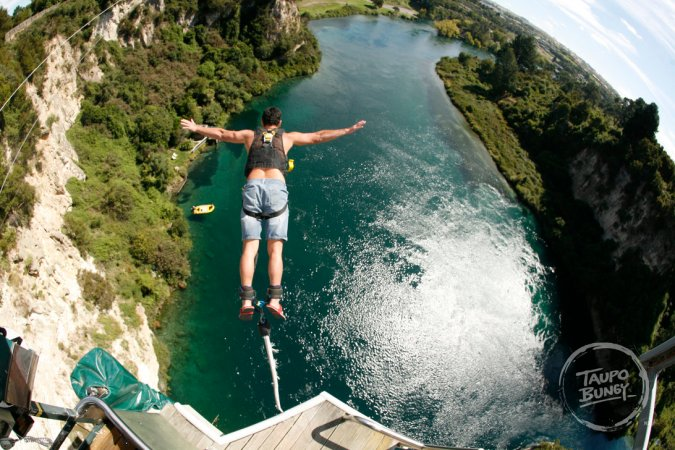 Taupo Bungy - 3