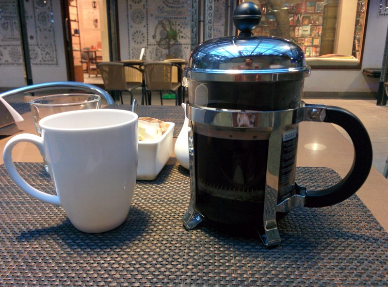 Coffee-at-Cafe-Lota-Crafts-Museum-Delhi