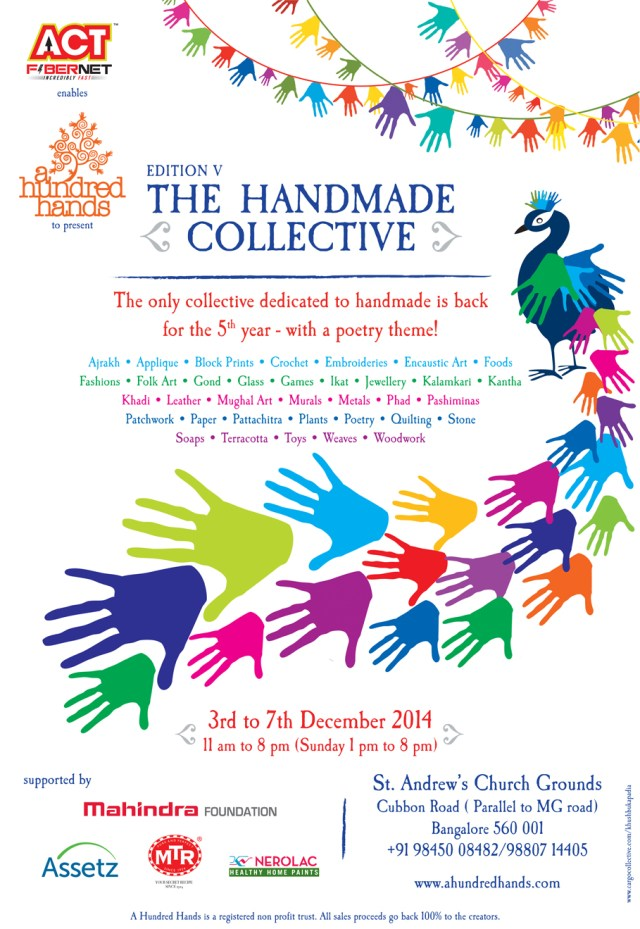 Annual handmade collective