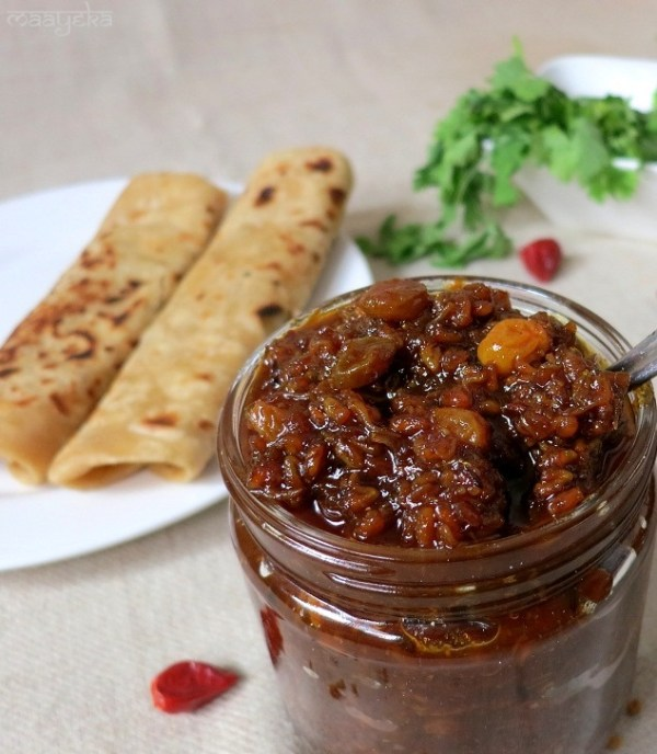 Methi ki laungi or call it a Fenugreek seed chutney...whatever takes your fancy... via