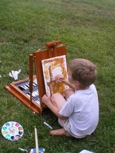 Little Artist ginam
