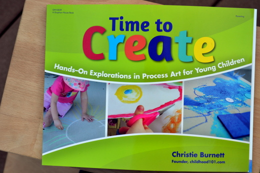 Time to Create by Christie Burnett -- A must read!