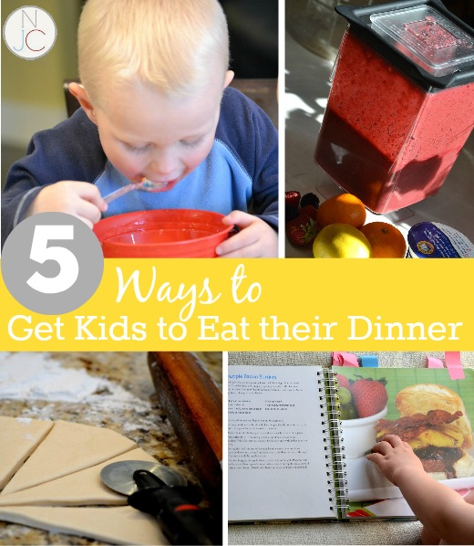 Get Kids to Eat!