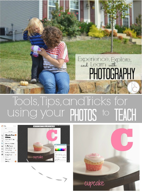 Using photos to teach