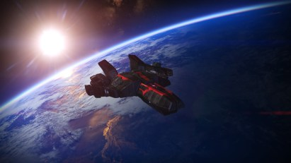 The 'Last Battle' ship courtesy of Variks at The Reef.