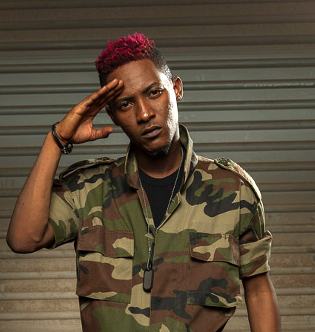 jesse jagz at war with chocolate city
