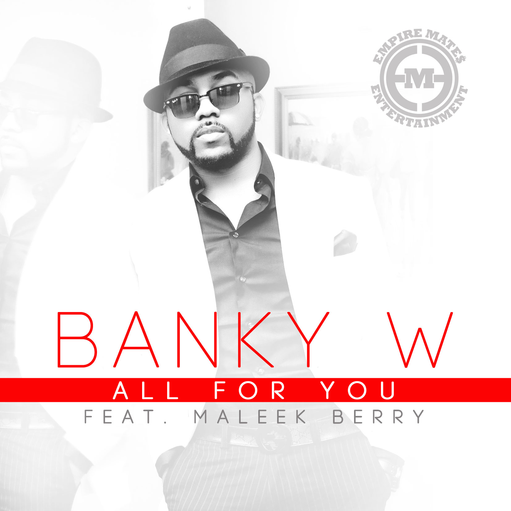 Banky W All For You Art