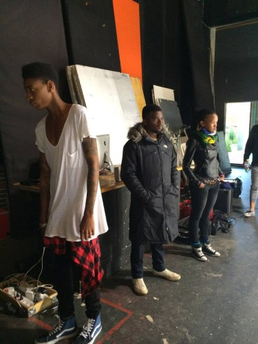 Behind the scene: N Word (REMIX) Official Video by Ice Prince ft Aka [PHOTOS]