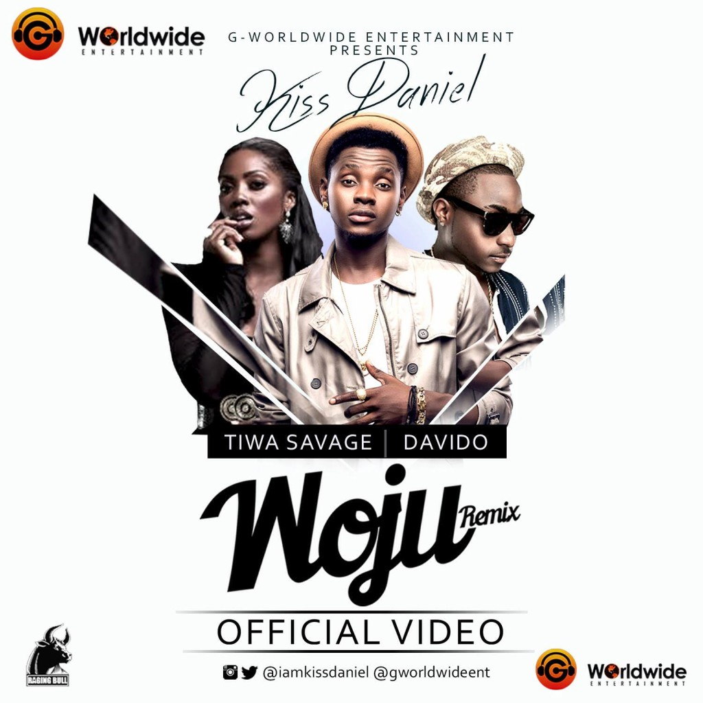 KISS DANIEL Wujo Remix Video 2