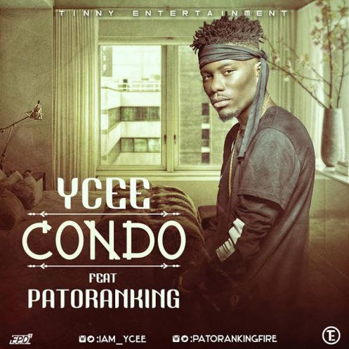 Ycee Condo Art Music: Ycee ft. Patoranking – CONDO (prod. e Kelly) + Lyrics