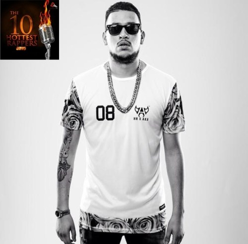 The 10 Hottest Rappers In Africa 2015: #2 - AKA (South Africa)