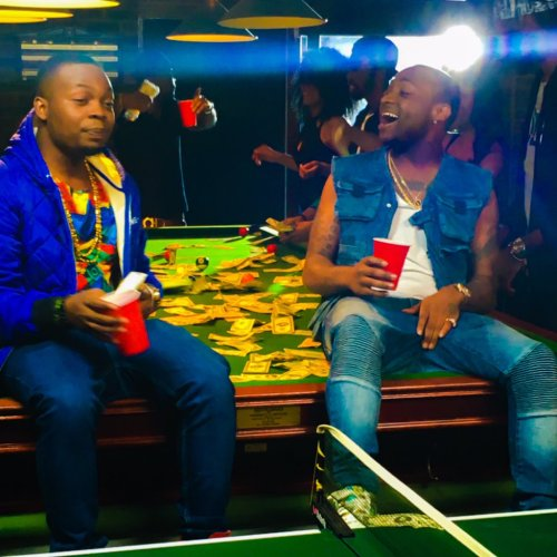 VIDEO Premiere: Davido ft. Olamide - The Money