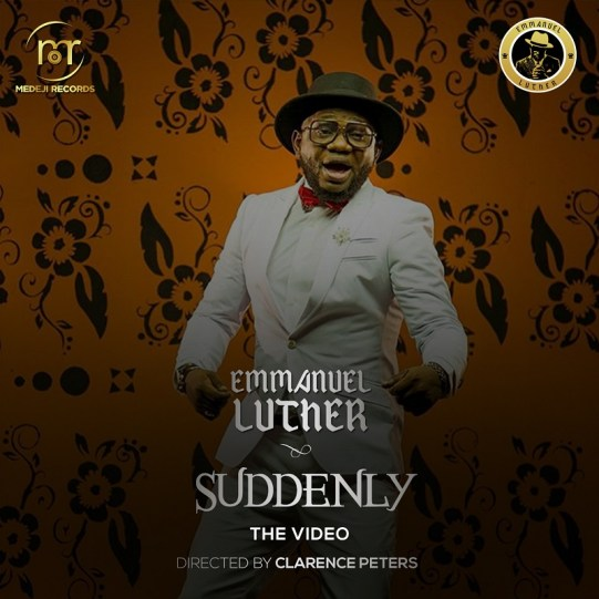 VIDEO: Emmanuel Luther - Suddenly