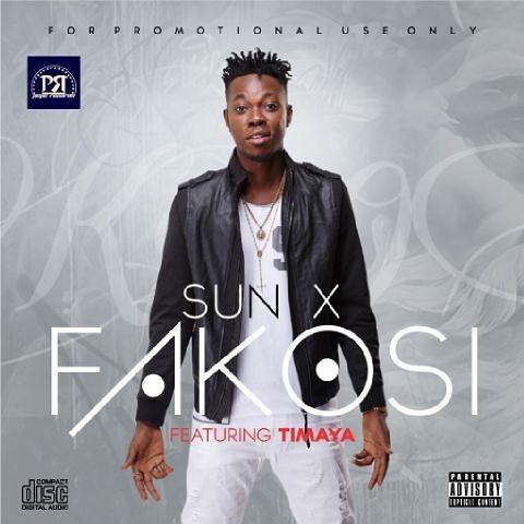 VIDEO: Sun X ft. Timaya - Fakosi