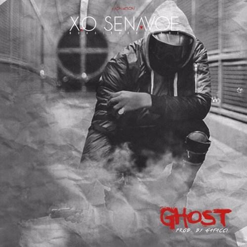 X.O Senavoe - GHOST (prod. Gafacci)
