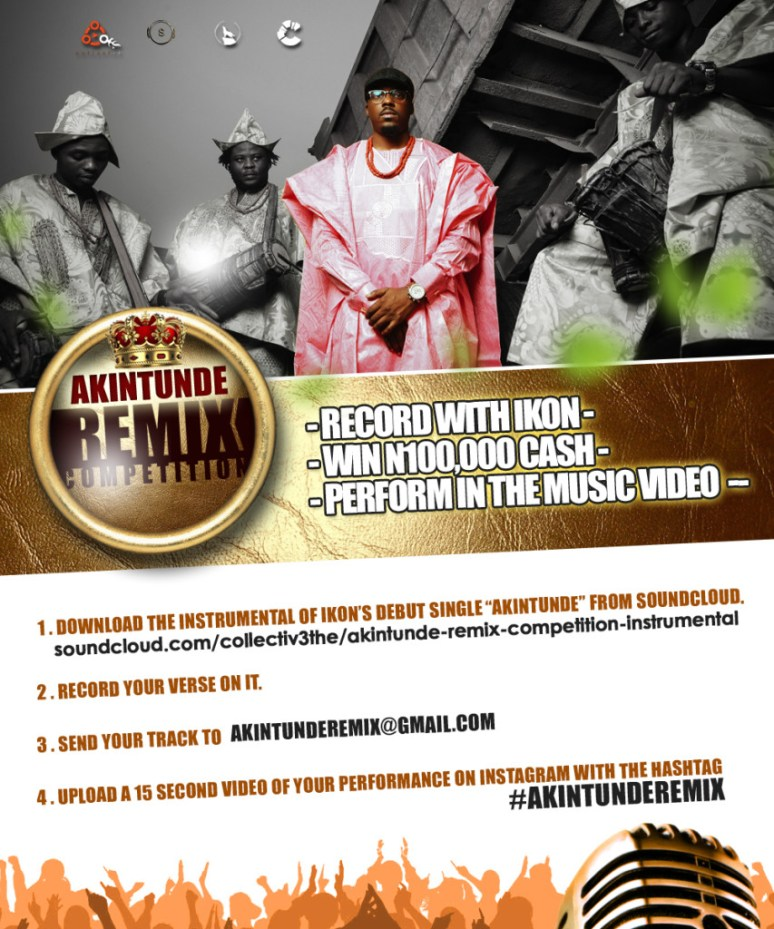Akintunde Remix Competition | WIN ₦100,000