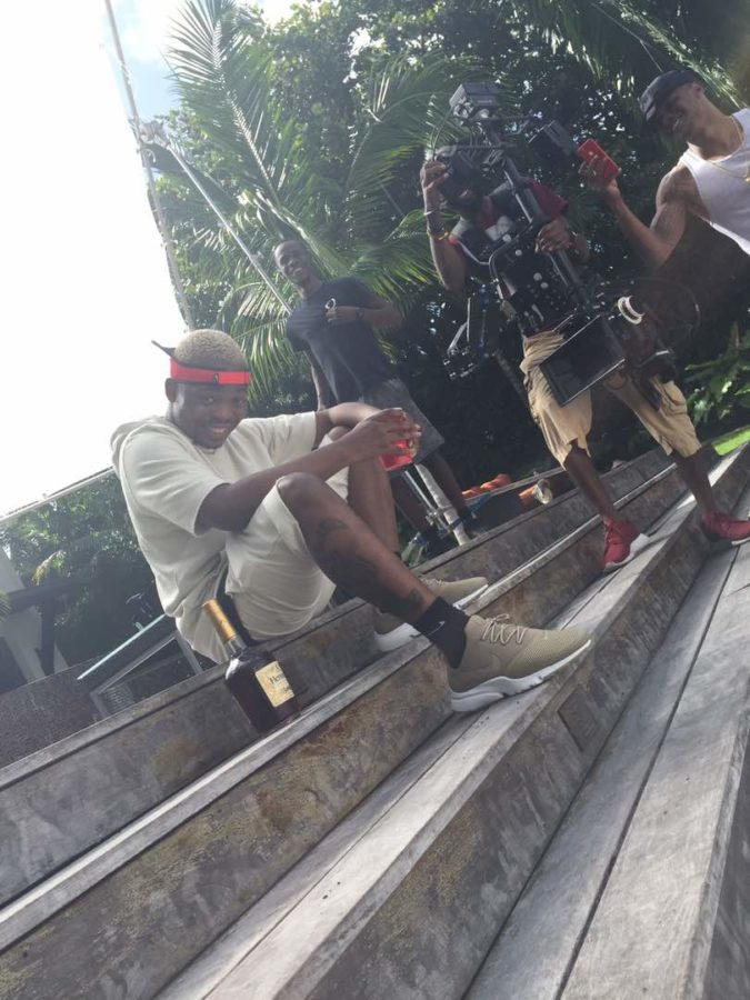Download NEWS: Olamide x Davido Shoot Video For New Single In Miami | PHOTOS %name mp3 mp4 GurusFiles.Com.Ng