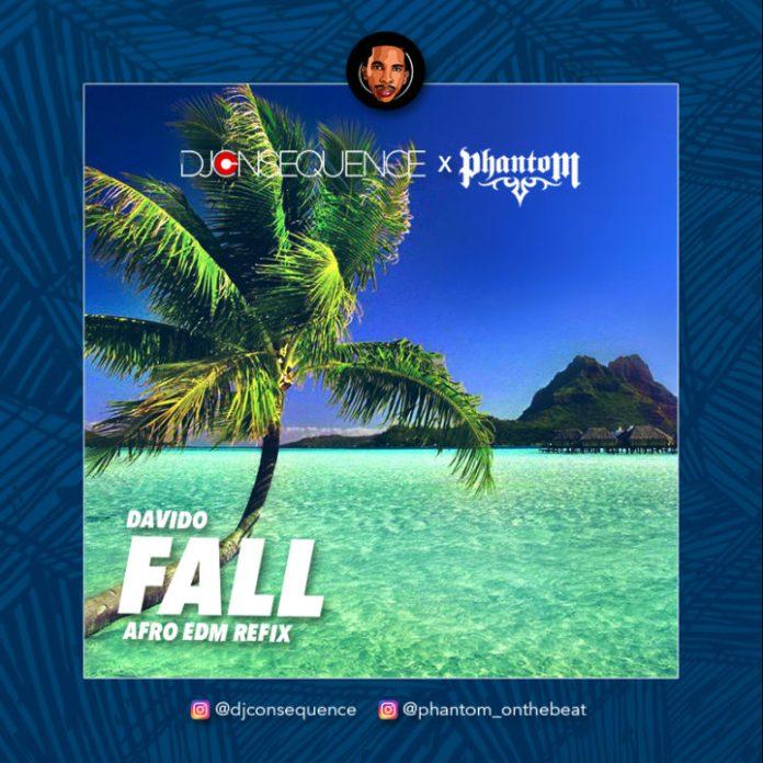 DJ Consequence x Phantom FALL