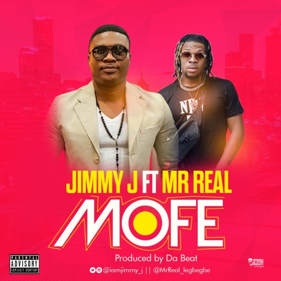Jimmy J ft. Mr. Real – Mofe