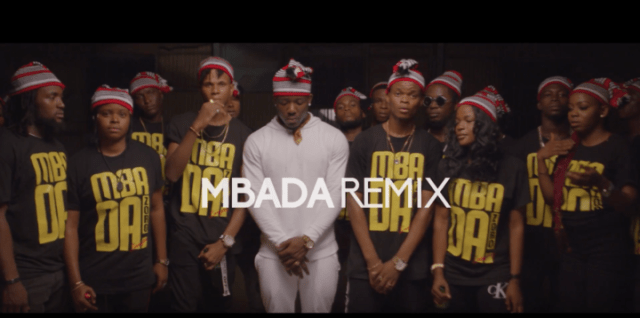 Download VIDEO: Zoro Ft. Paragon x Mecorn x Zez & Lio Steve – Mbada (Remix) Screen Shot 2018 06 17 at 12.25.39 AM 720x358 mp3 mp4 GurusFiles.Com.Ng