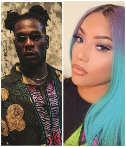 Is Burna Boy Dating Stefflon Don? See New Video😍