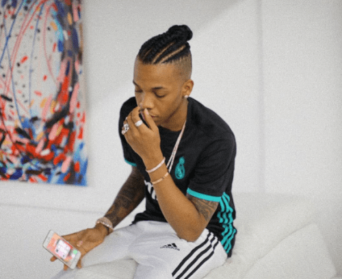 Tekno battling with his health