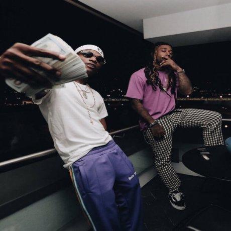 LEAK: Wizkid X Ty Dolla Sign - Ride It