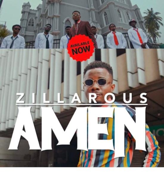Video + Audio: Zillarous – Amen