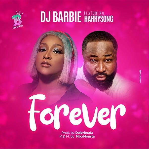 DJ Barbie Harrysong Forever art