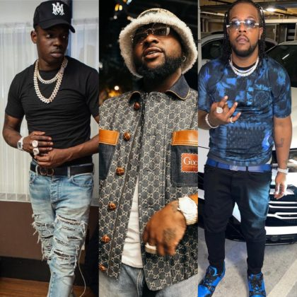 Davido Will Be Performing Live With Bobby Shmurda & Rowdy Rebel | Details Inside
