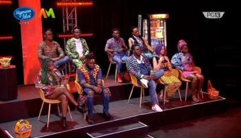 Nigerian Idol: Clinton Exits The Competition as top 8 Emerge | NotjustOK