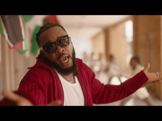 Flavour Drops New Music Video 'Berna Reloaded' with Fally Ipupa and Diamond Platnumz   Watch