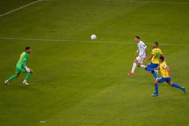 Messi Copa America Final