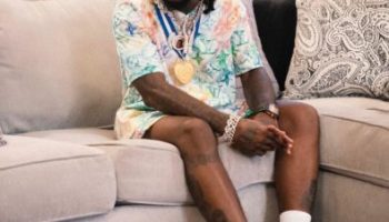Here's the Moment Burna Boy Was Suprised in Miami on His 30th Birthday