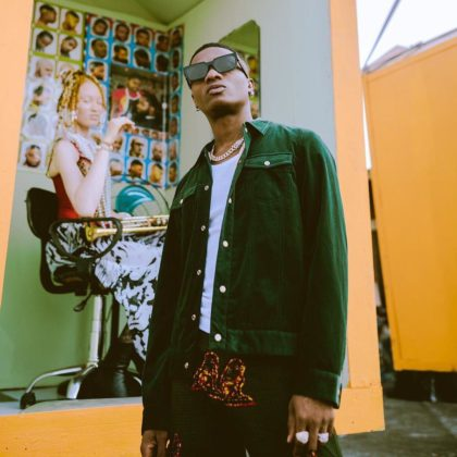 Wizkid Presented with BMI Award for Contribution to One Dance