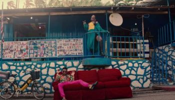 Wizkid and Tems Essence Makes Debut on Billboard Global 200 Chart