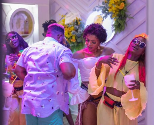 Bbnaija Update See Photos from Housemates Party Night With Ciroc NotjustOK