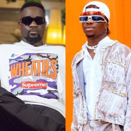 Sarkodie Reveals How Song With Oxlade was Created in New Interview Watch Video NotjustOK