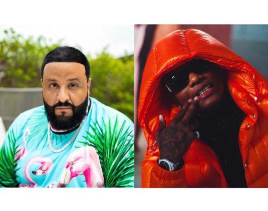 DJ Khaled Endorse Wizkid Essence Remix